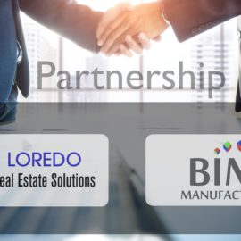LOREDO RES & BIM Manufacture – Strategic Partnership