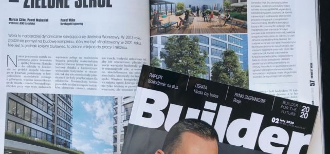 Builder 02/2020 – BIM4FM